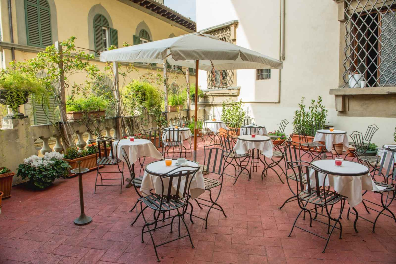 Italie - Florence - Toscane - Hôtel Paris 3*