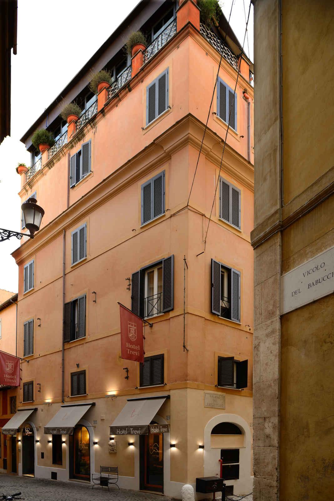 Séjour Italie - Hotel Trevi - 3*