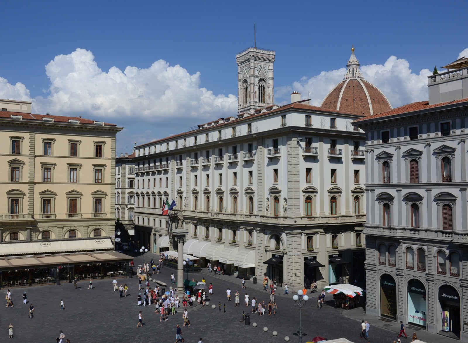 Séjour Toscane - Hotel Savoy - 5*