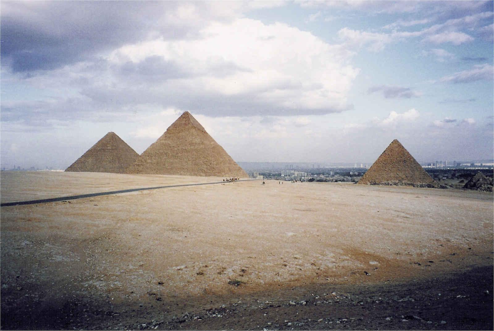 Le rêve de Ramsès + Extension à Alexandrie