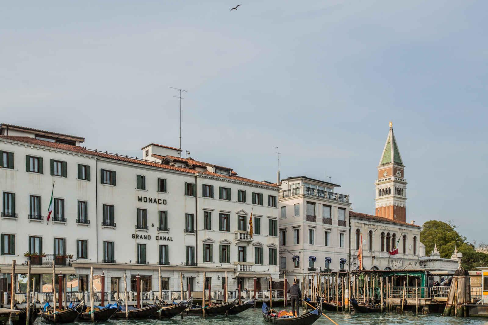 Séjour Italie - Hotel Monaco & Grand Canal - 4*