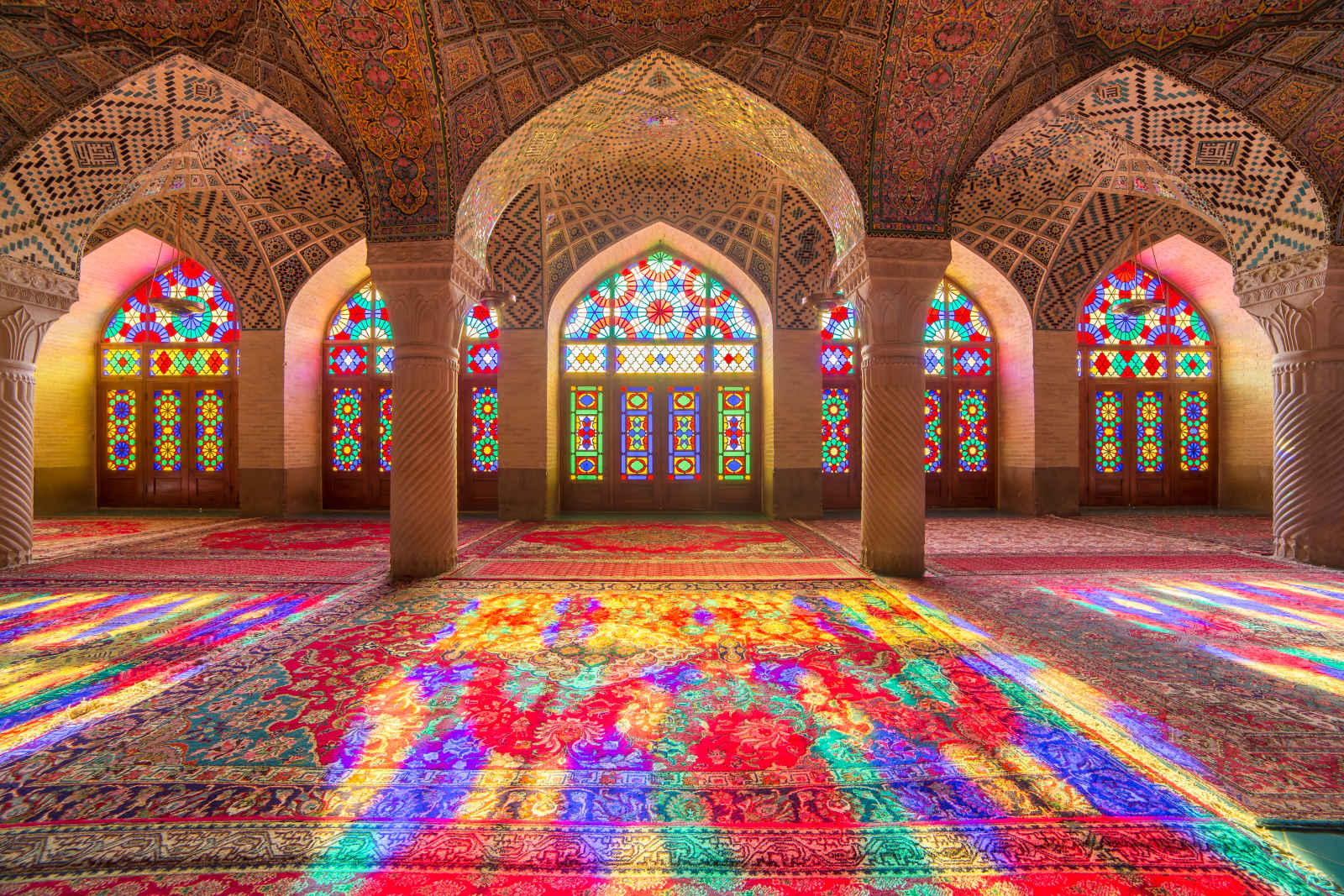 Poésie persane - voyage  - sejour