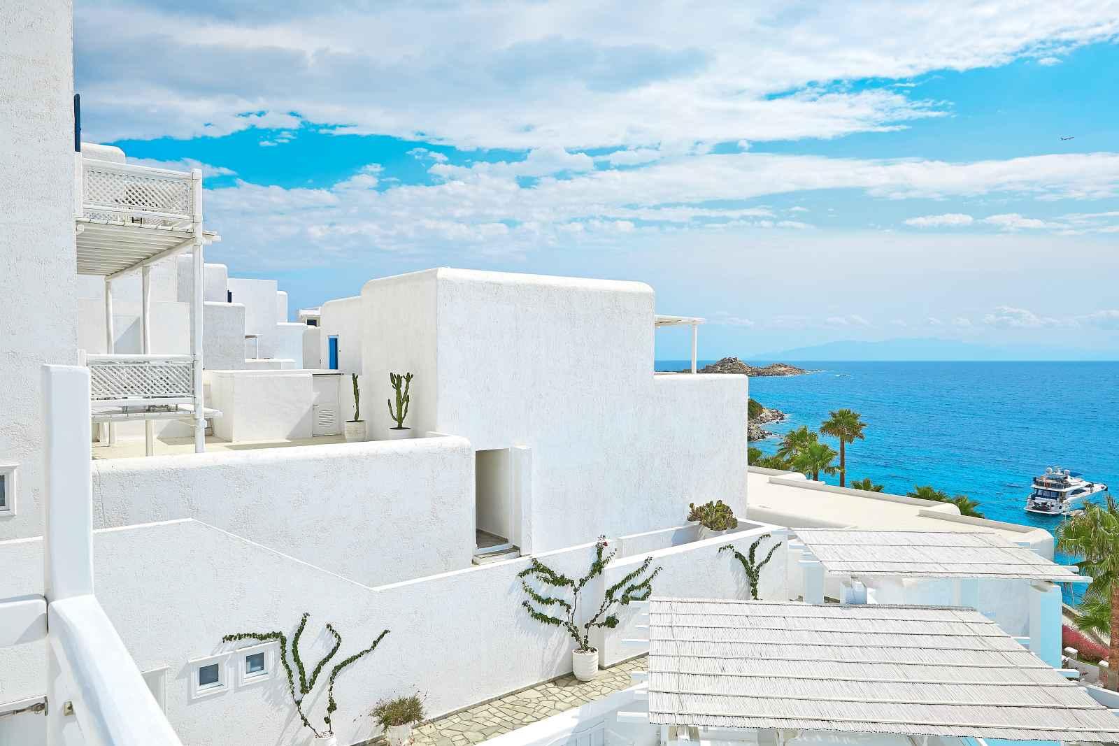 Hôtel Grecotel Mykonos Blu 5*