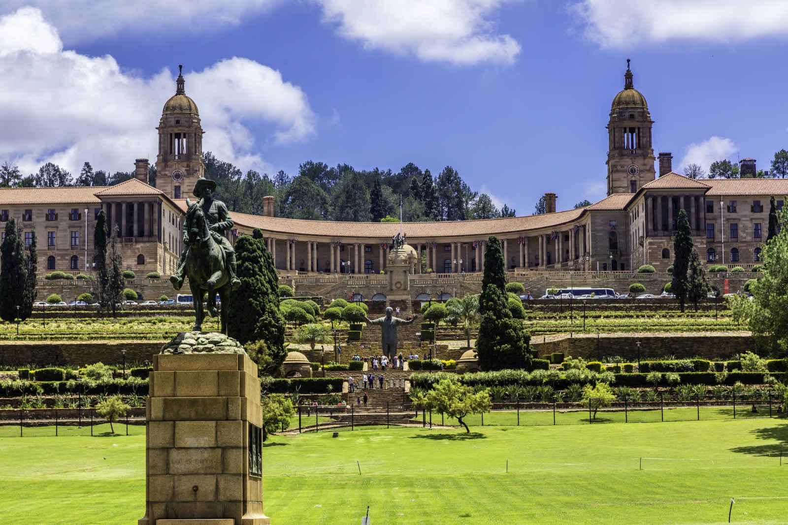 Dépaysement sud-africain + extension aux chutes Victoria