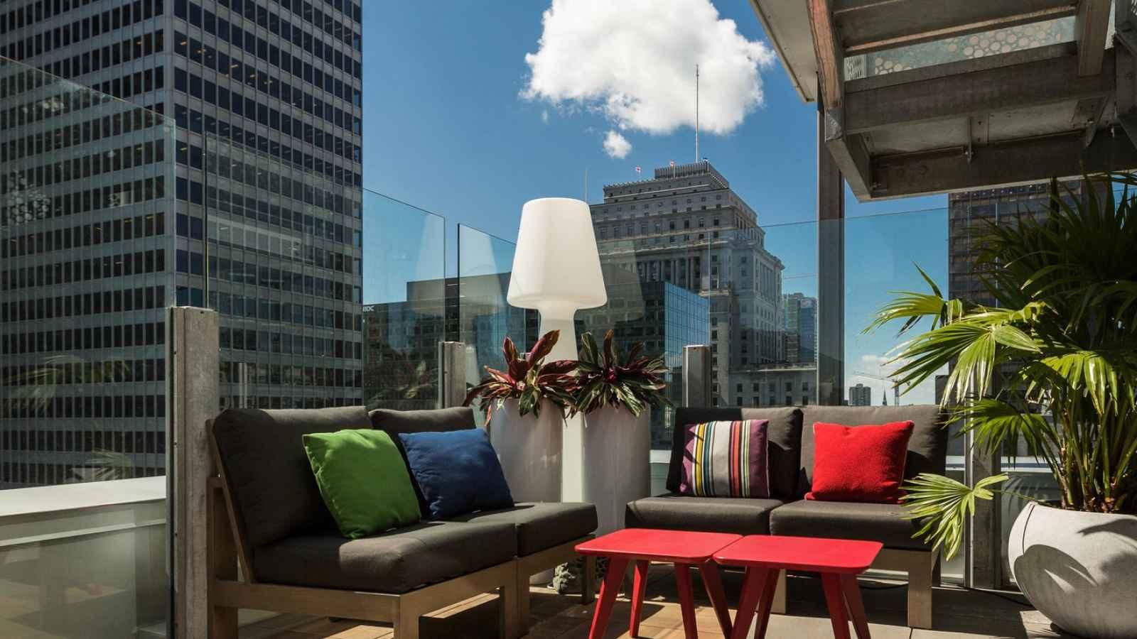 Canada - Montréal - Renaissance Hôtel Montreal 4*