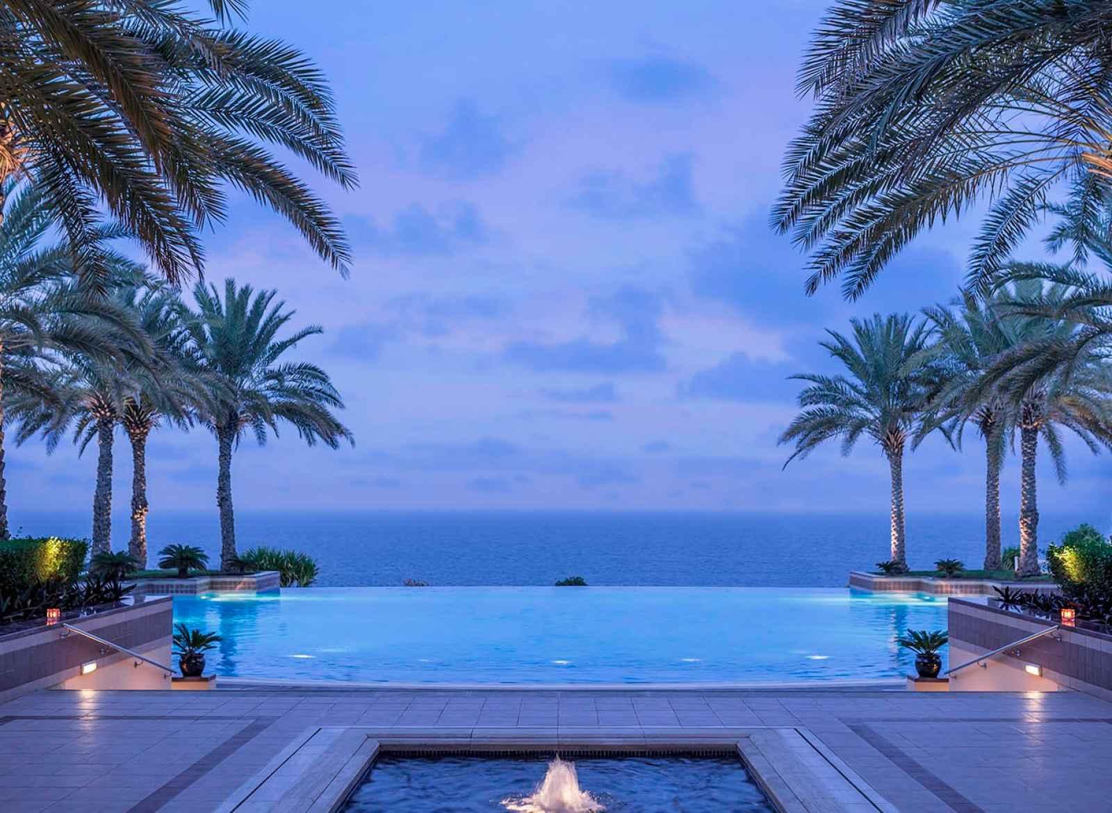Oman - Hôtel Shangri-La Al Husn Resort & Spa 5*