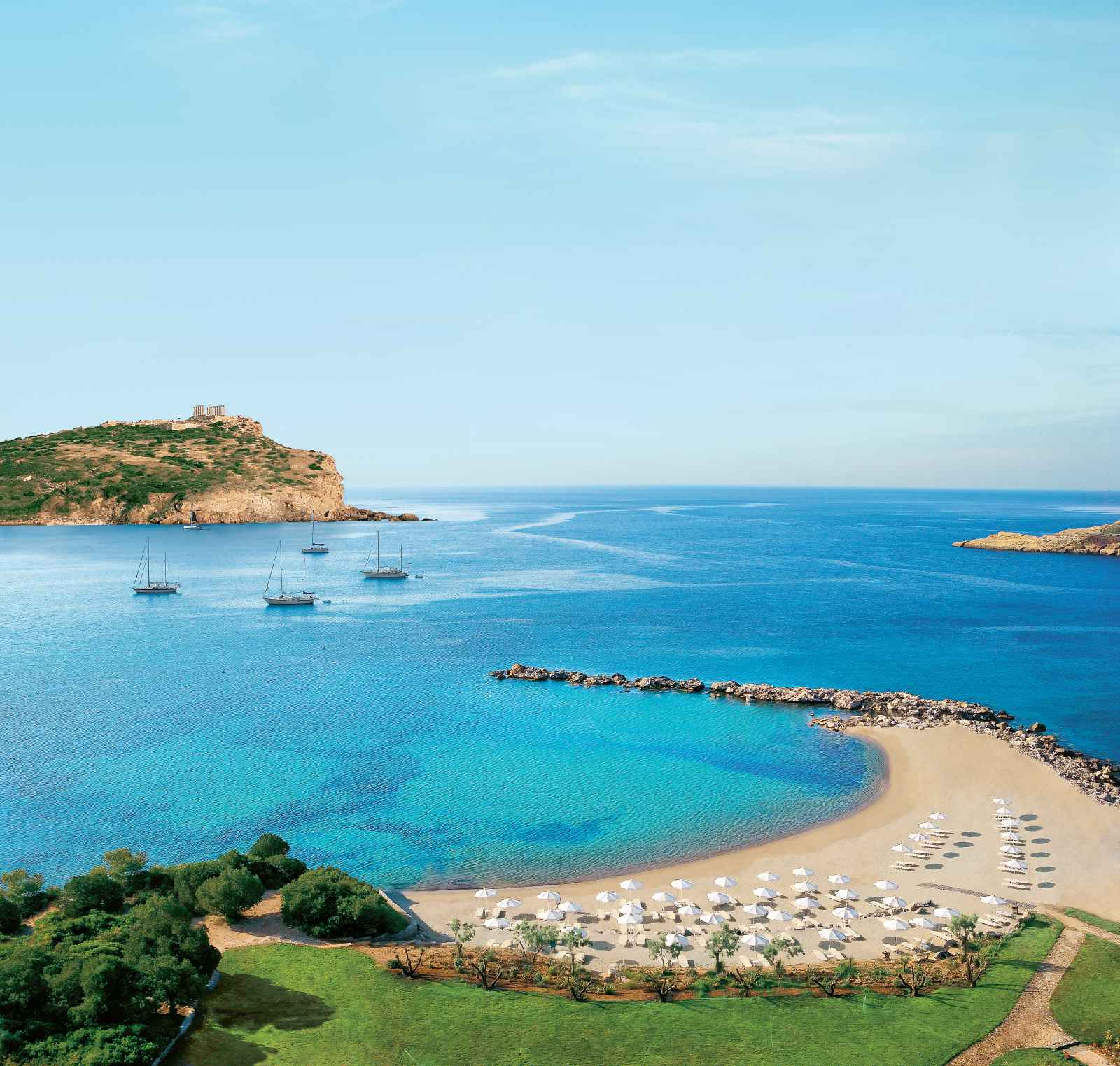 Cape Sounio Grecotel Exclusive Resort - 5* - voyage  - sejour