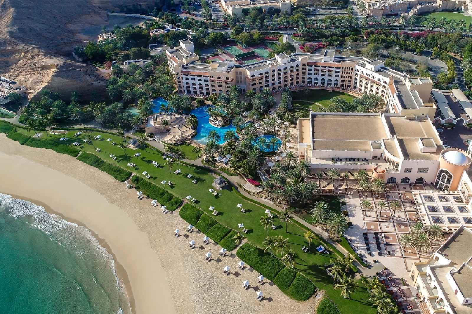 Voyage Moyen-Orient - Shangri-La Barr Al Jissah Resort & Spa - 5*