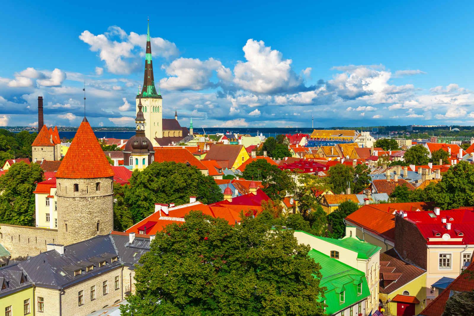 Séjour Estonie - Autotour - Les pays baltes en liberté
