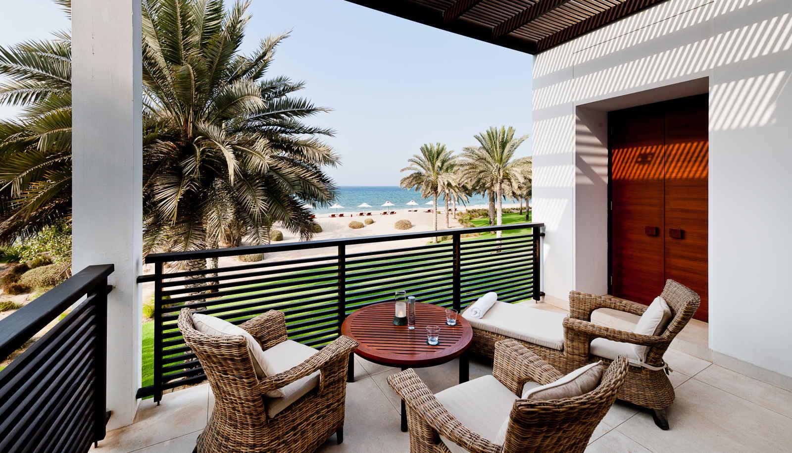 Oman - Hôtel The Chedi Muscat 5*