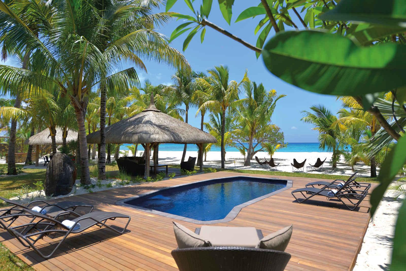 Dinarobin beachcomber Golf Resort & Spa - 5* - voyage  - sejour