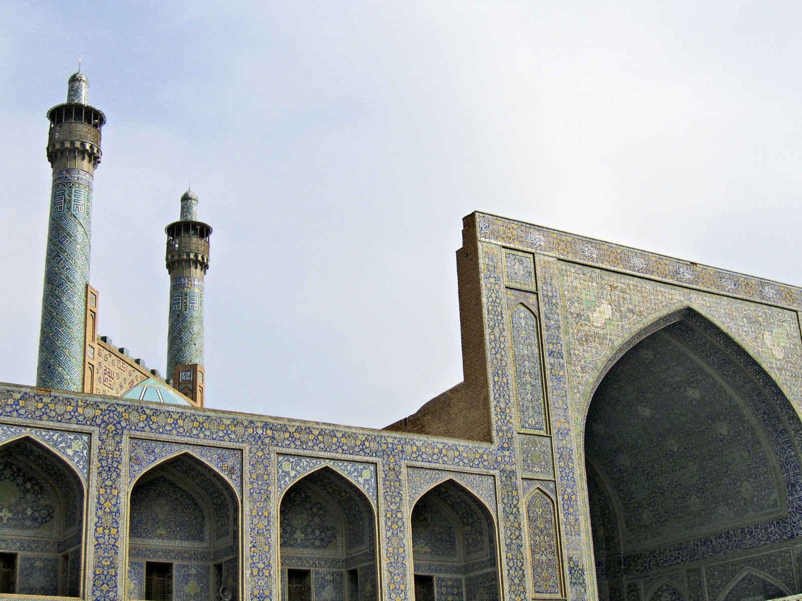 De Machhad à Ispahan - voyage  - sejour