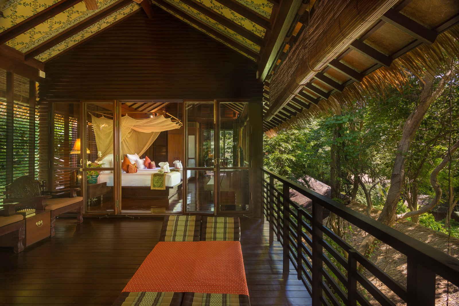 Thaïlande - Koh Phi Phi - Hôtel Zeavola Resort 5*