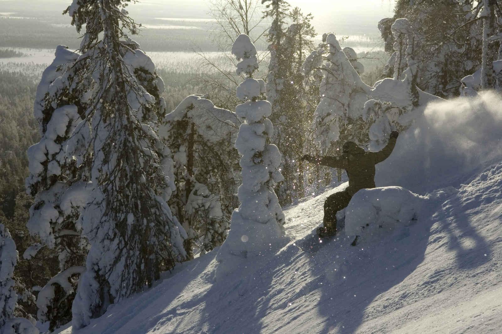 Finlande - Laponie - Luosto - Les Chalets de Luosto