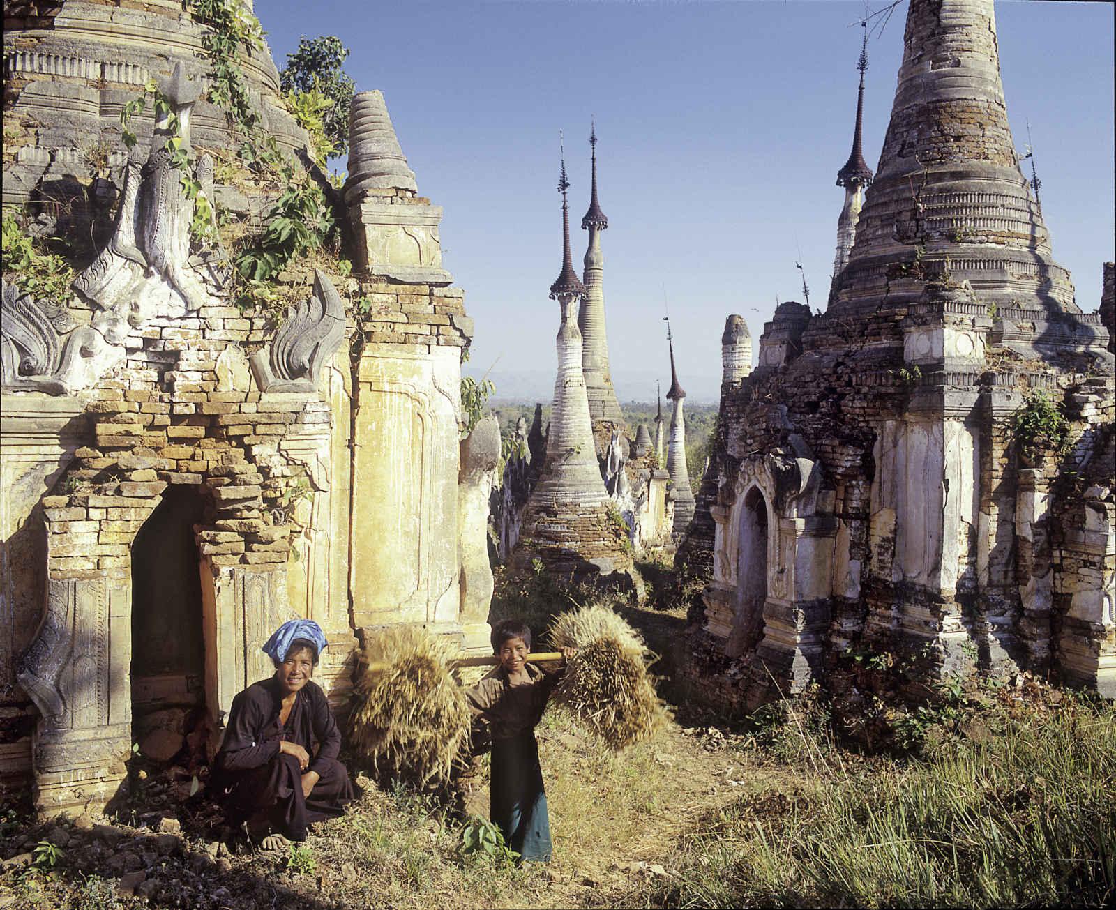 Birmanie - Myanmar - Circuit Myanmar d'Or et d'Eau