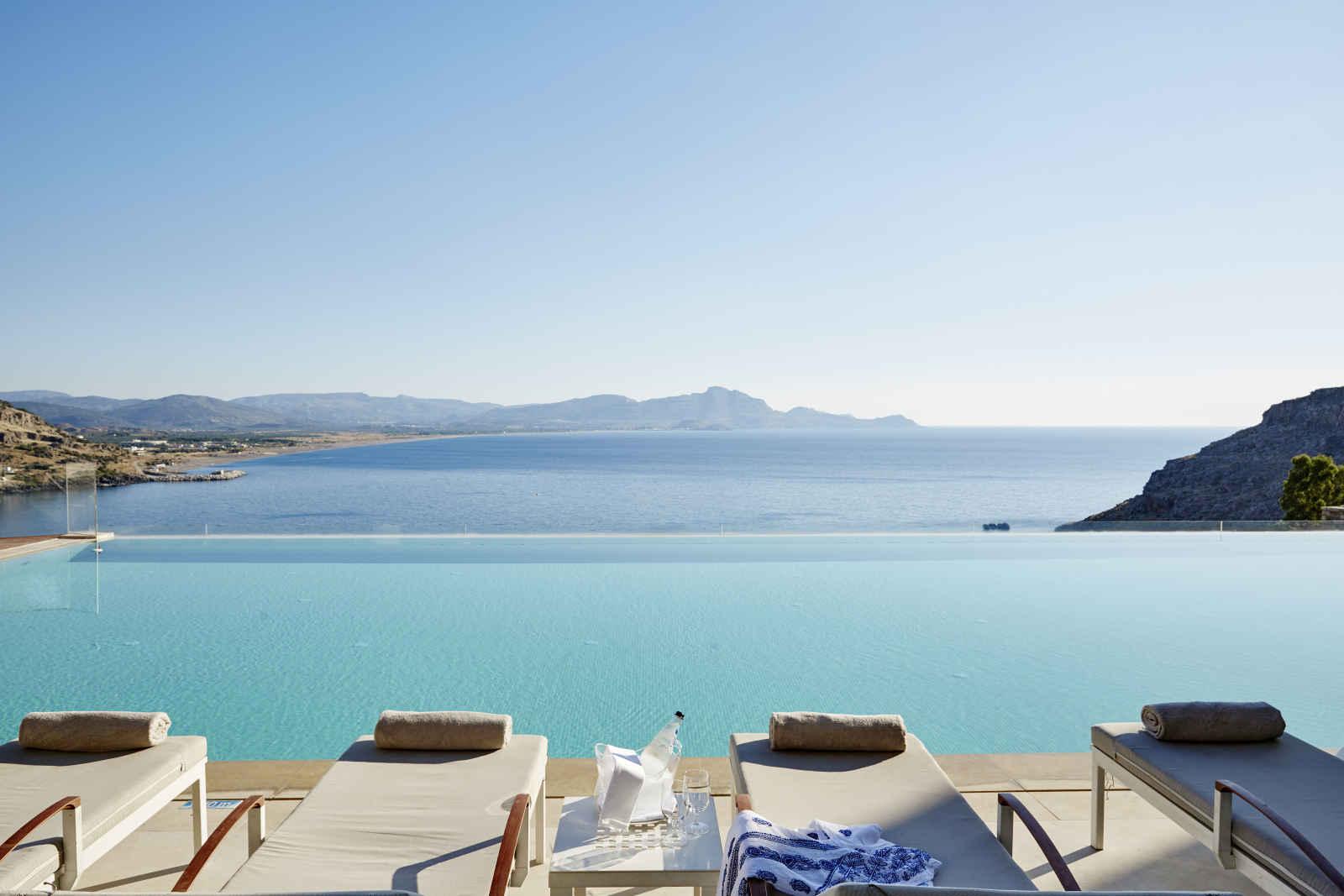 Lindos Blu Luxury Hotel & Suites 5* - 1