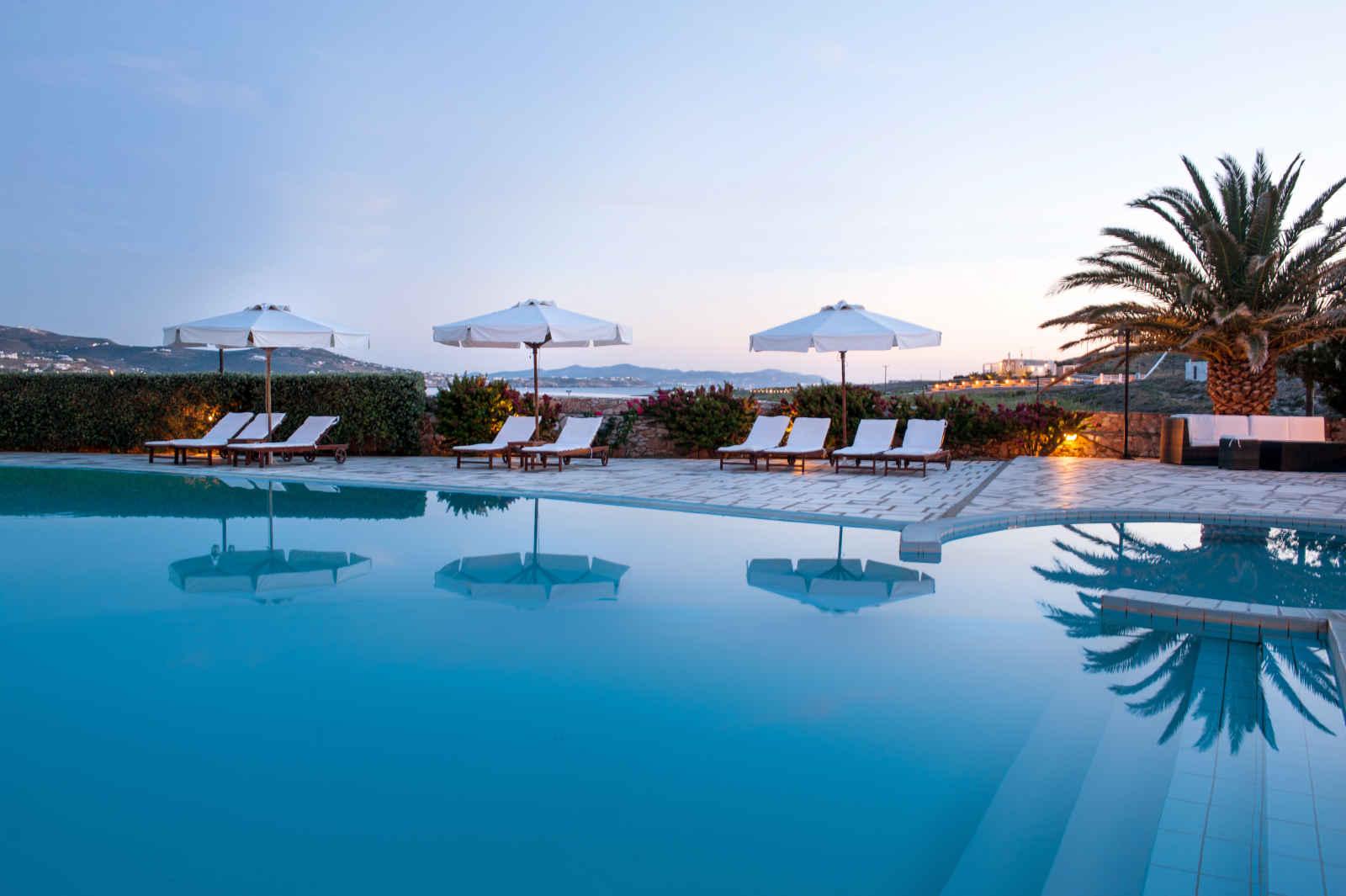 Paros Agnanti Hotel - 5*