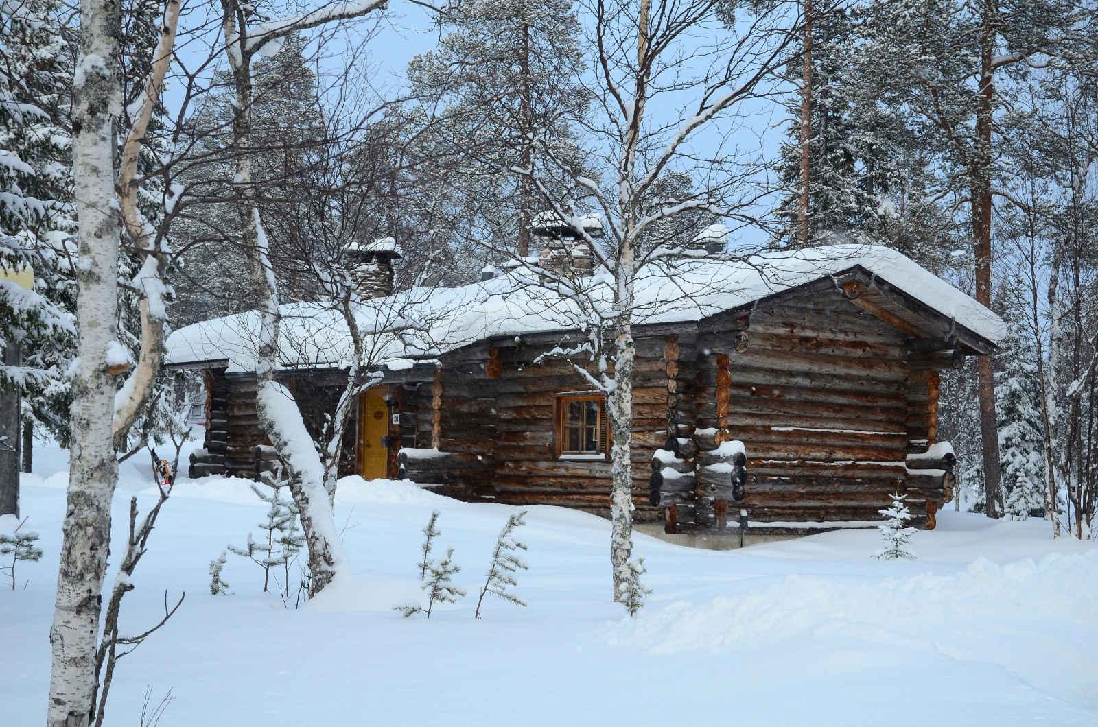 Les Chalets de Luosto - 4 jours / 3 nuits, Rovaniemi