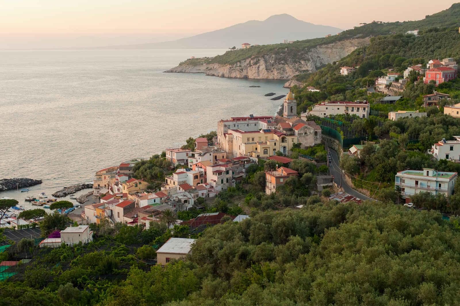 Italie - Campanie - Autotour Campania
