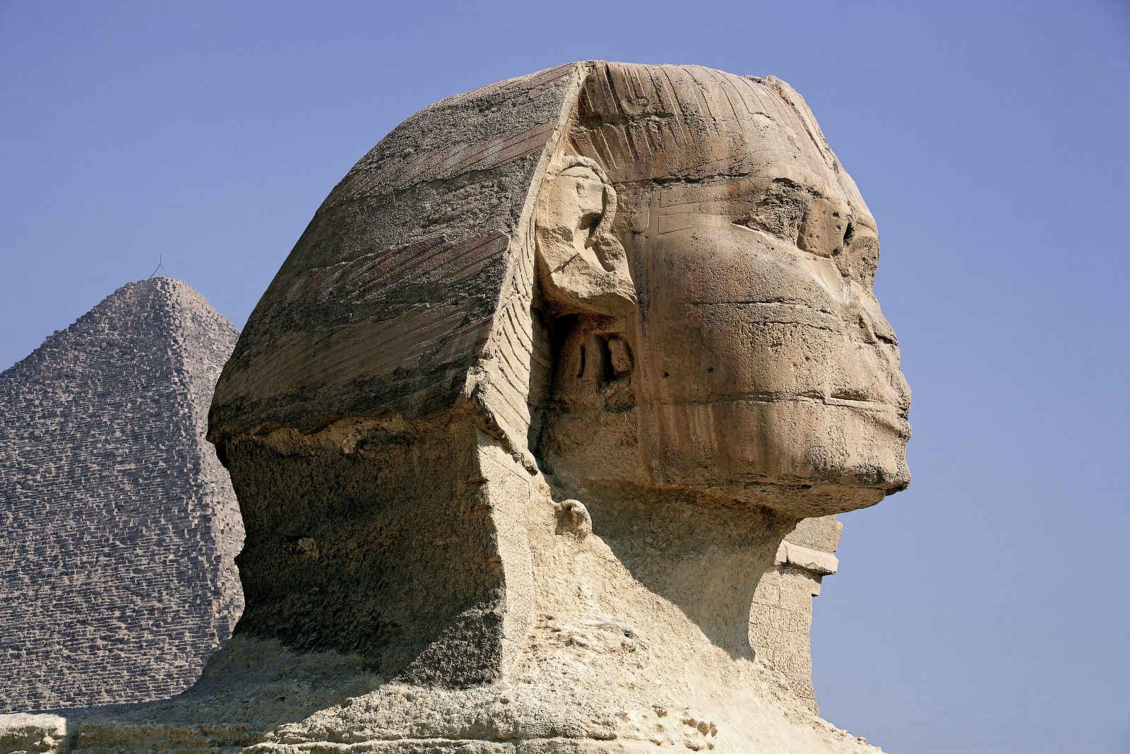 Sourire du sphinx