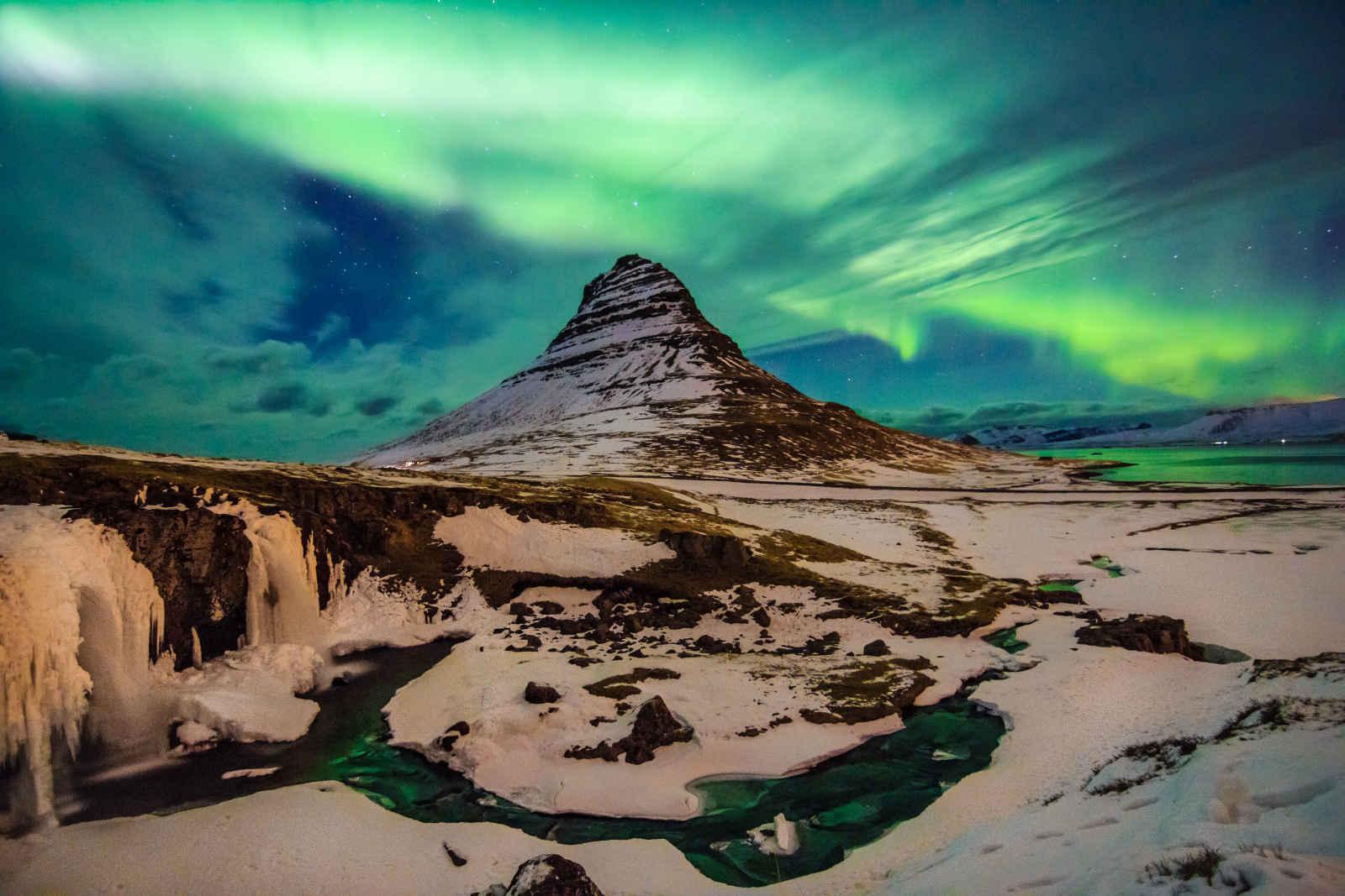 Photo n° 1 Merveilles de l'Ouest islandais
