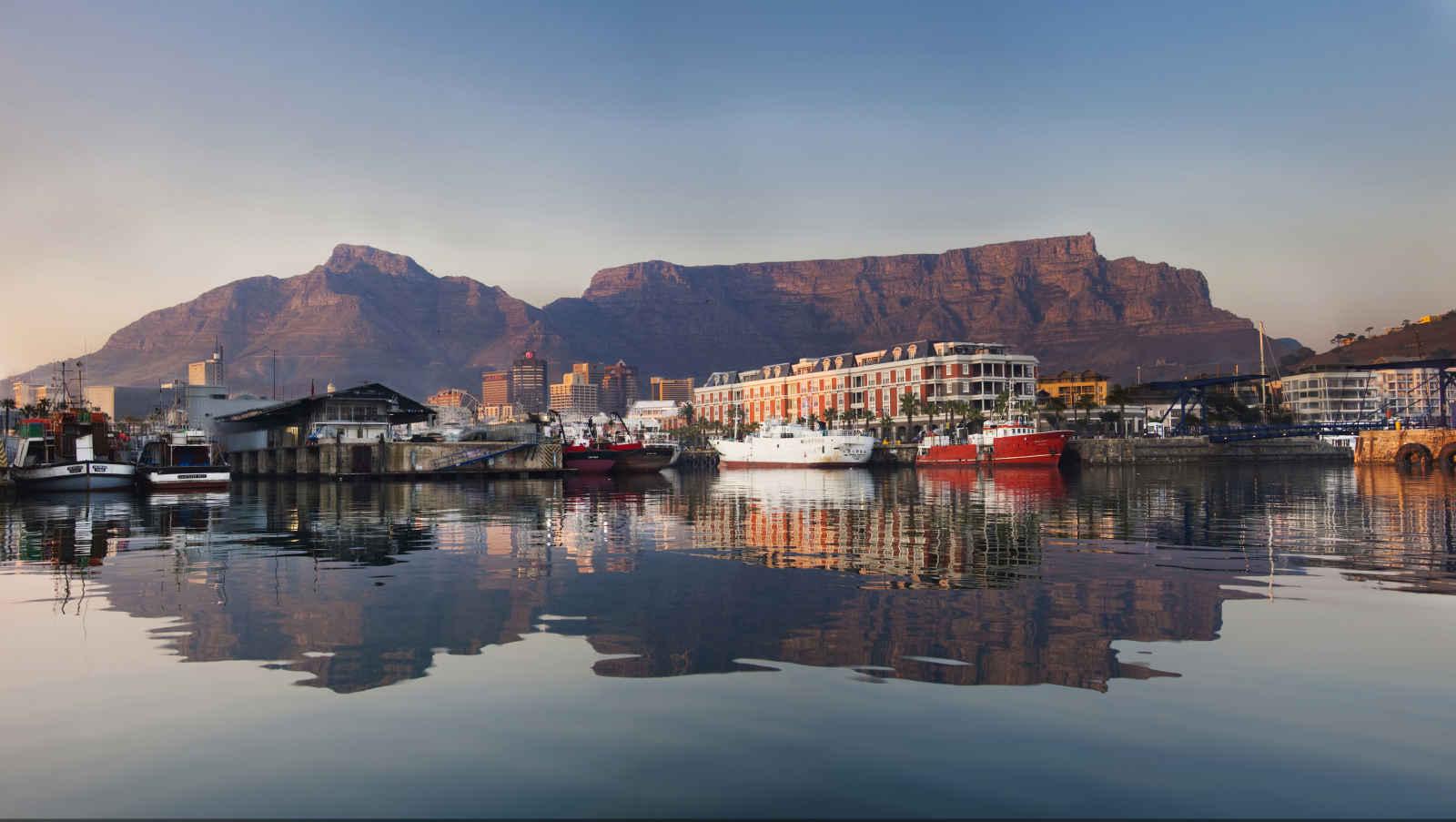Sud Africana + extension aux chutes Victoria