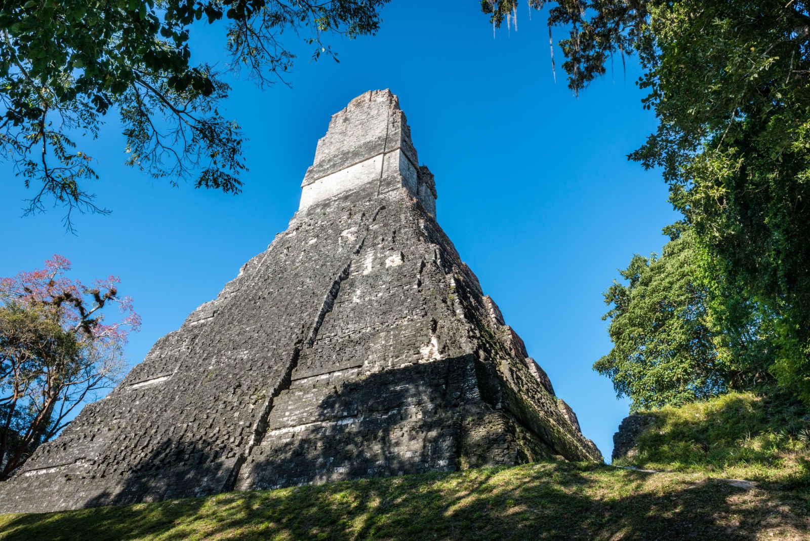 mayas d'hier et d'aujourd'hui