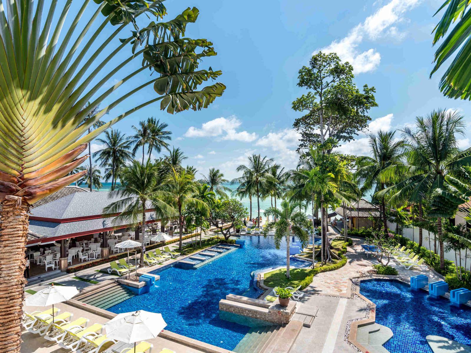 Novotel Samui Resort Chaweng - 4*