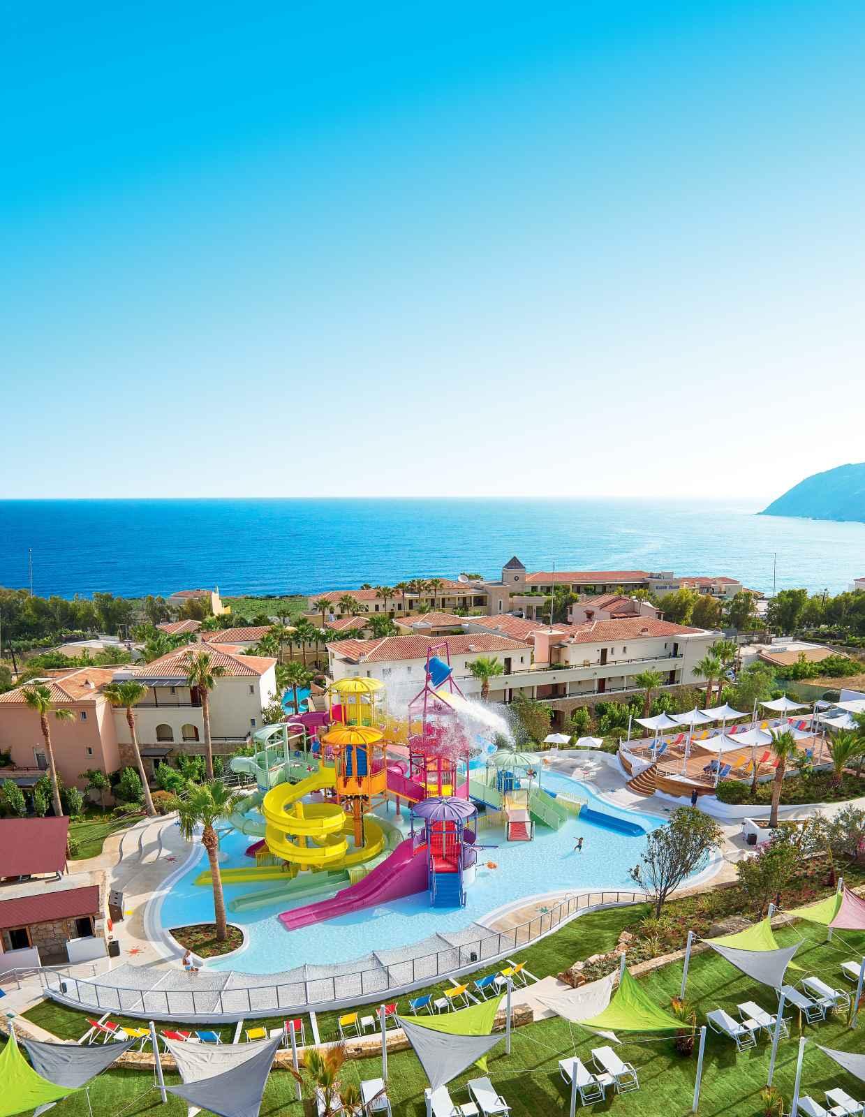Grecotel Club Marine Palace & Suites - 4*