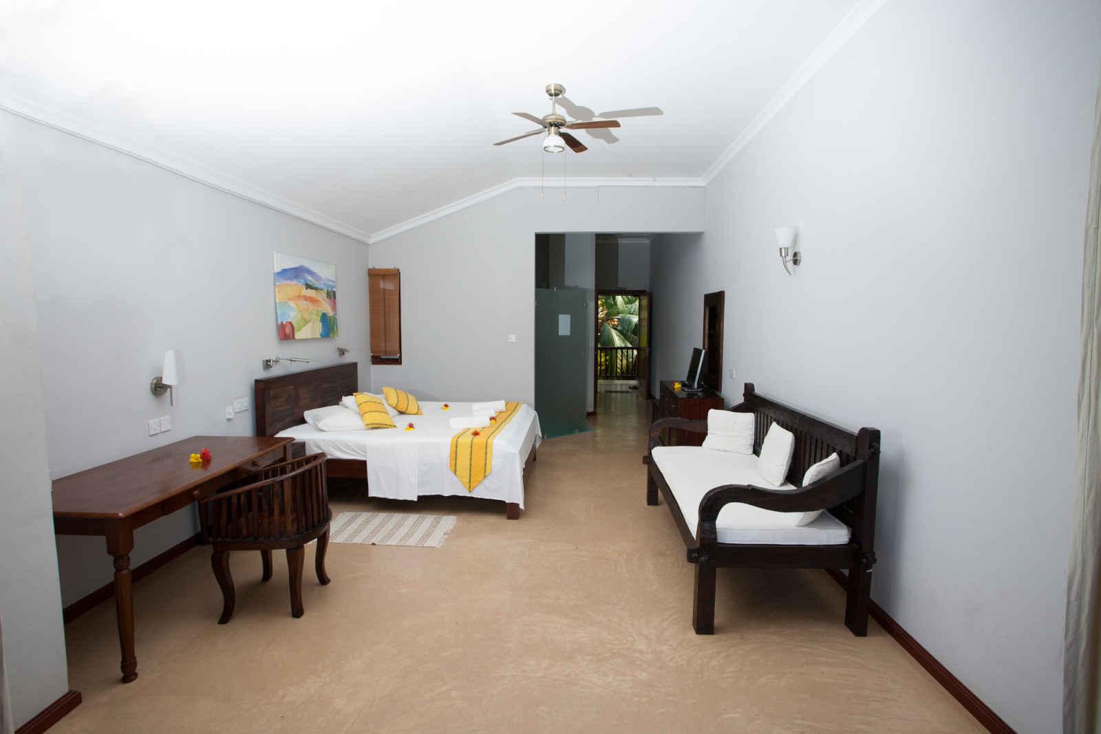 Seychelles - Hôtel Anse Soleil Beachcomber 3*