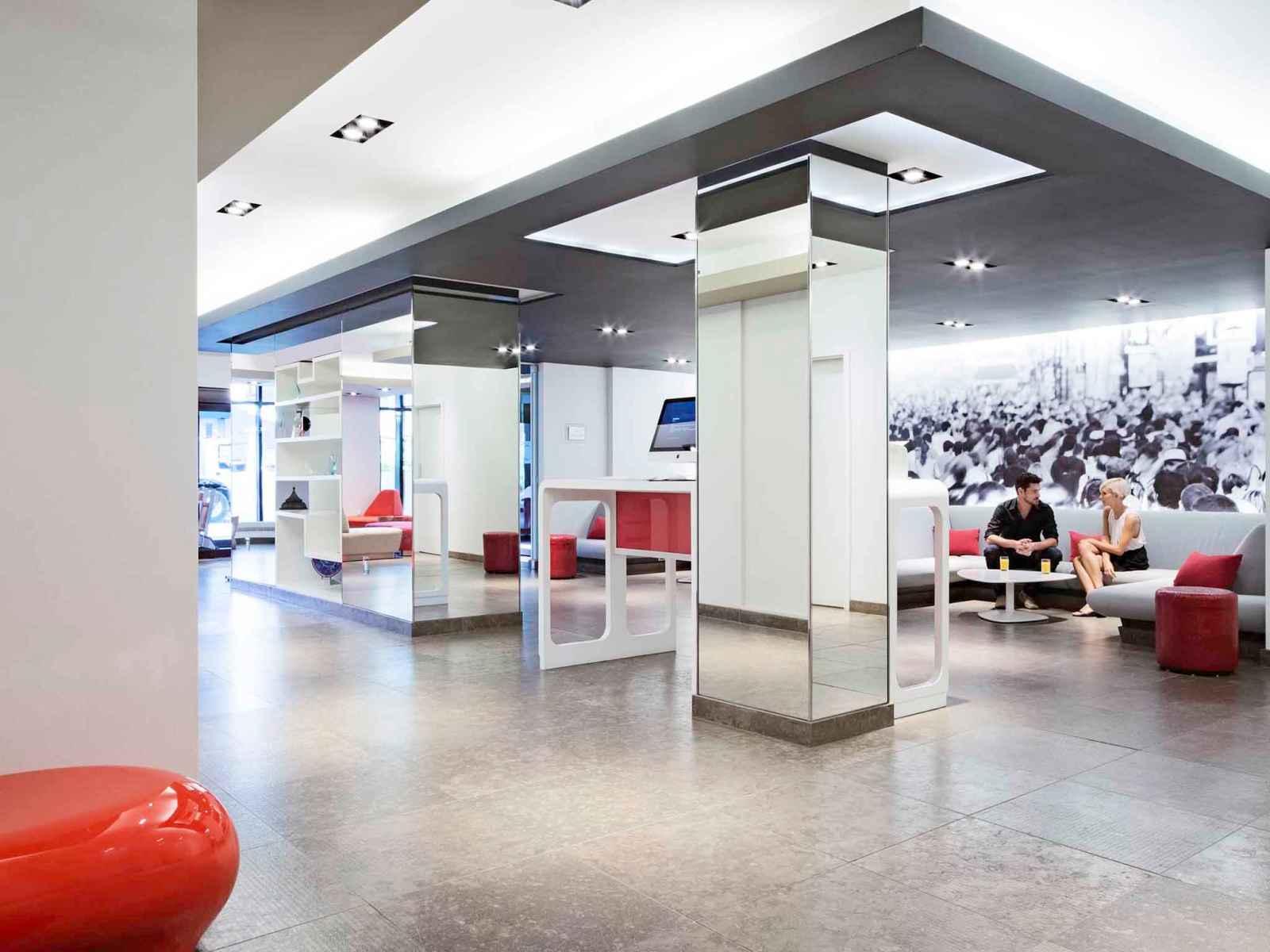 Canada - Montréal - Hôtel Novotel Montreal Centre 3*