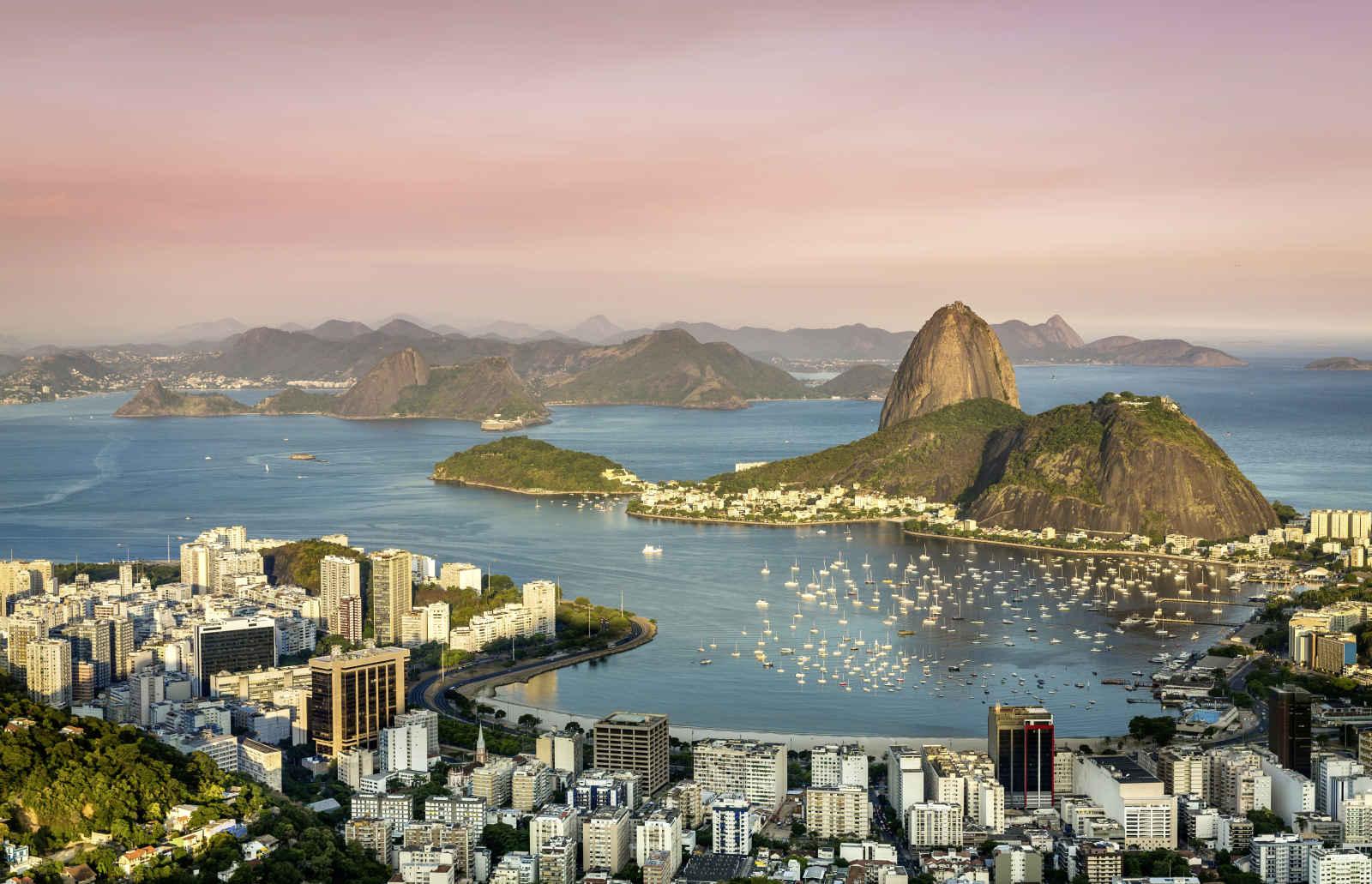 Couleur Brésil + extension en Amazonie brésilienne