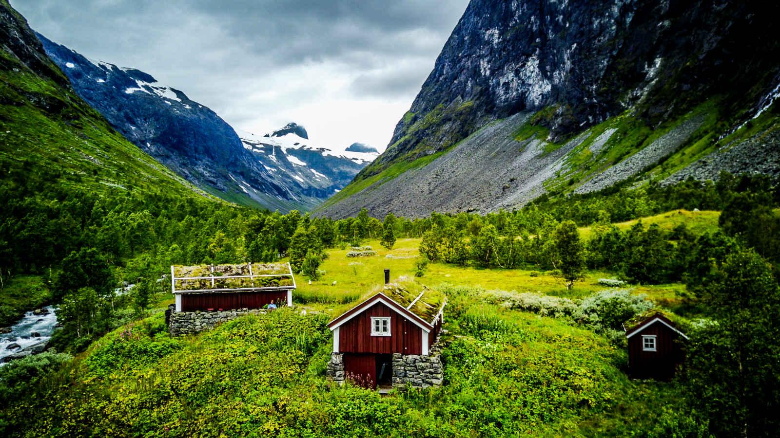 Séjour Norvège - Balade sur le Sogneford