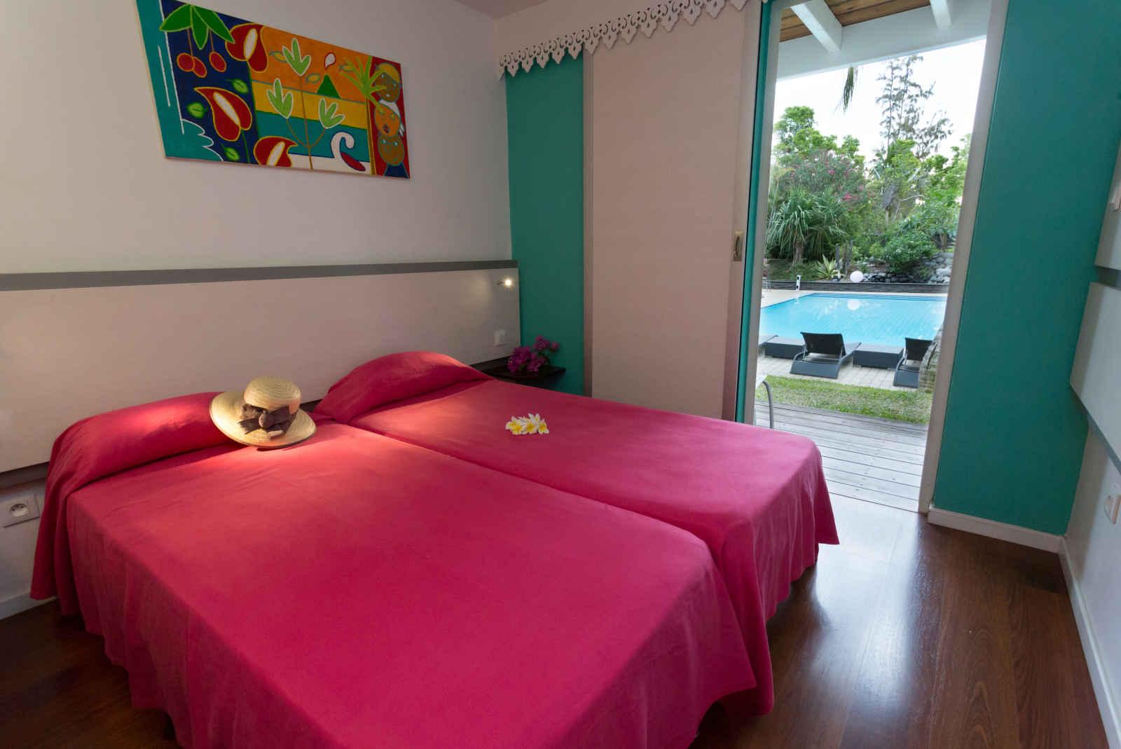 Réunion - Hôtel Alamanda 2*
