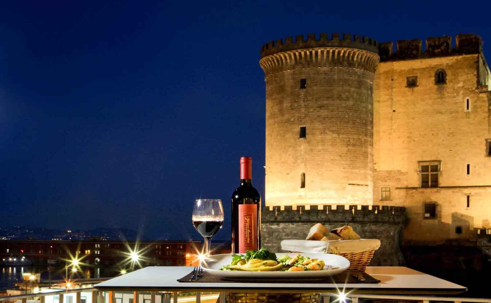 Séjour Italie - Mercure Angioino - 4*