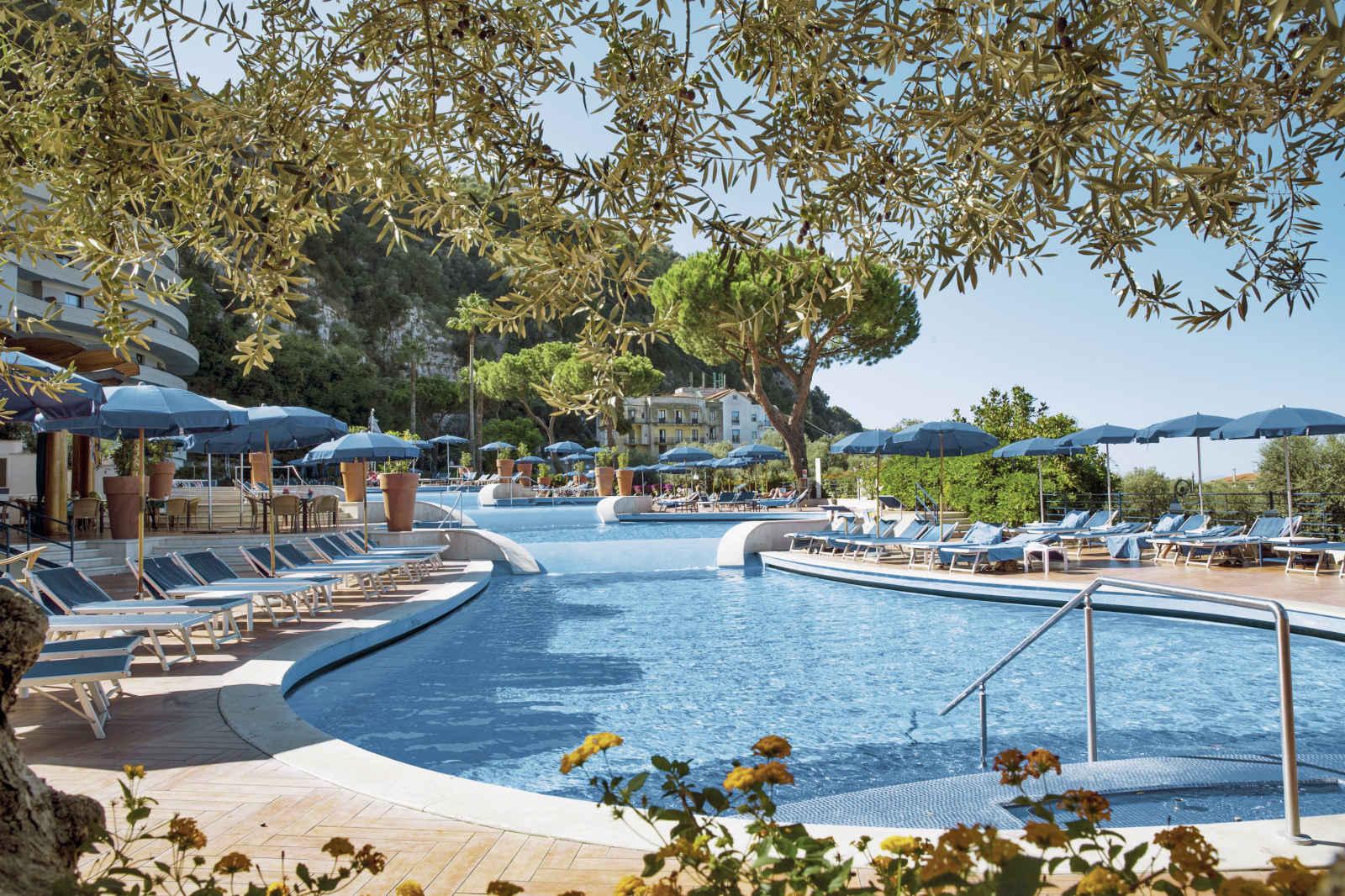 Séjour Côte Amalfitaine - Hilton Sorrento Palace - 4*