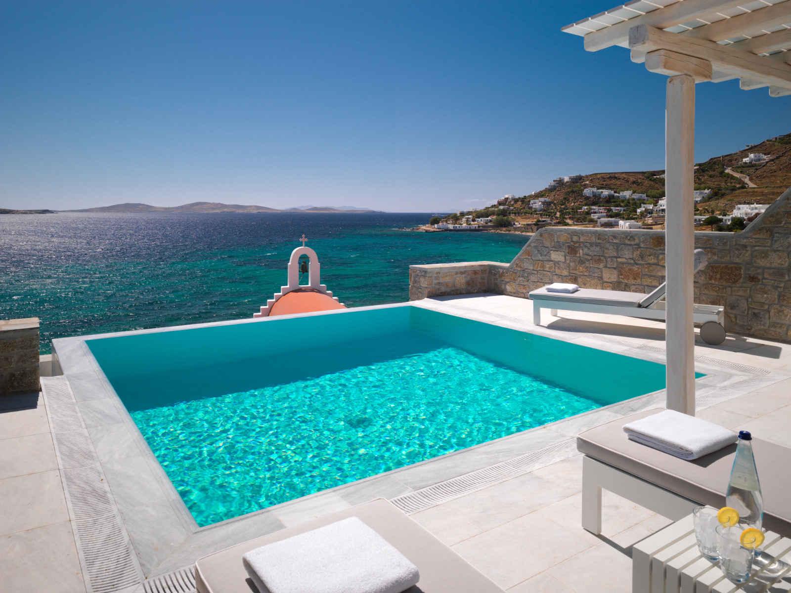 Mykonos Grand Hotel & Resort - 6*