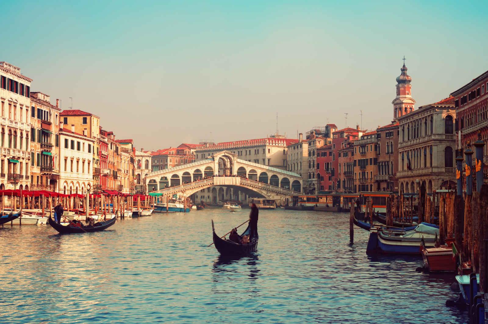 Rome, Florence et Venise