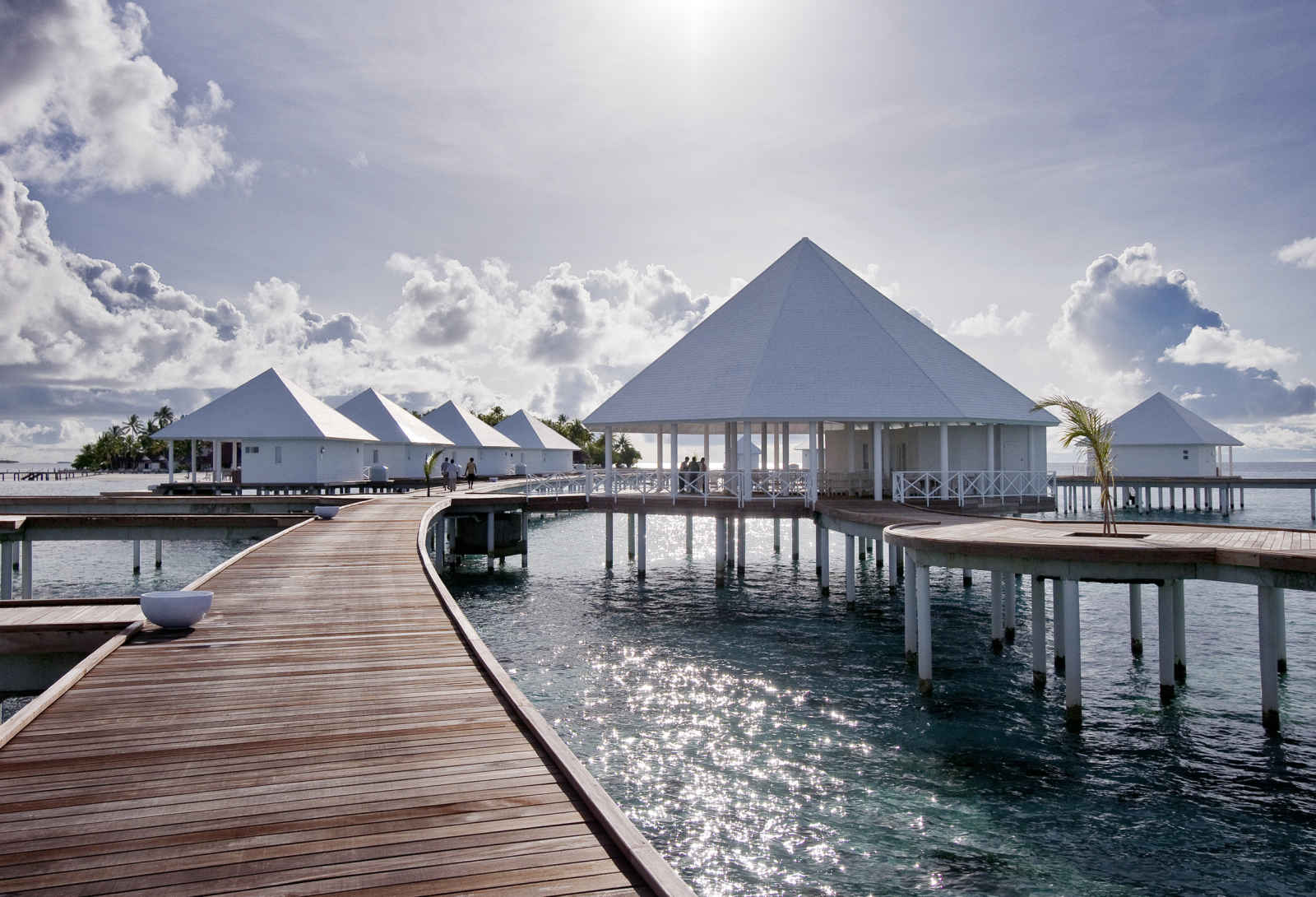Diamonds Thudufushi - 5*