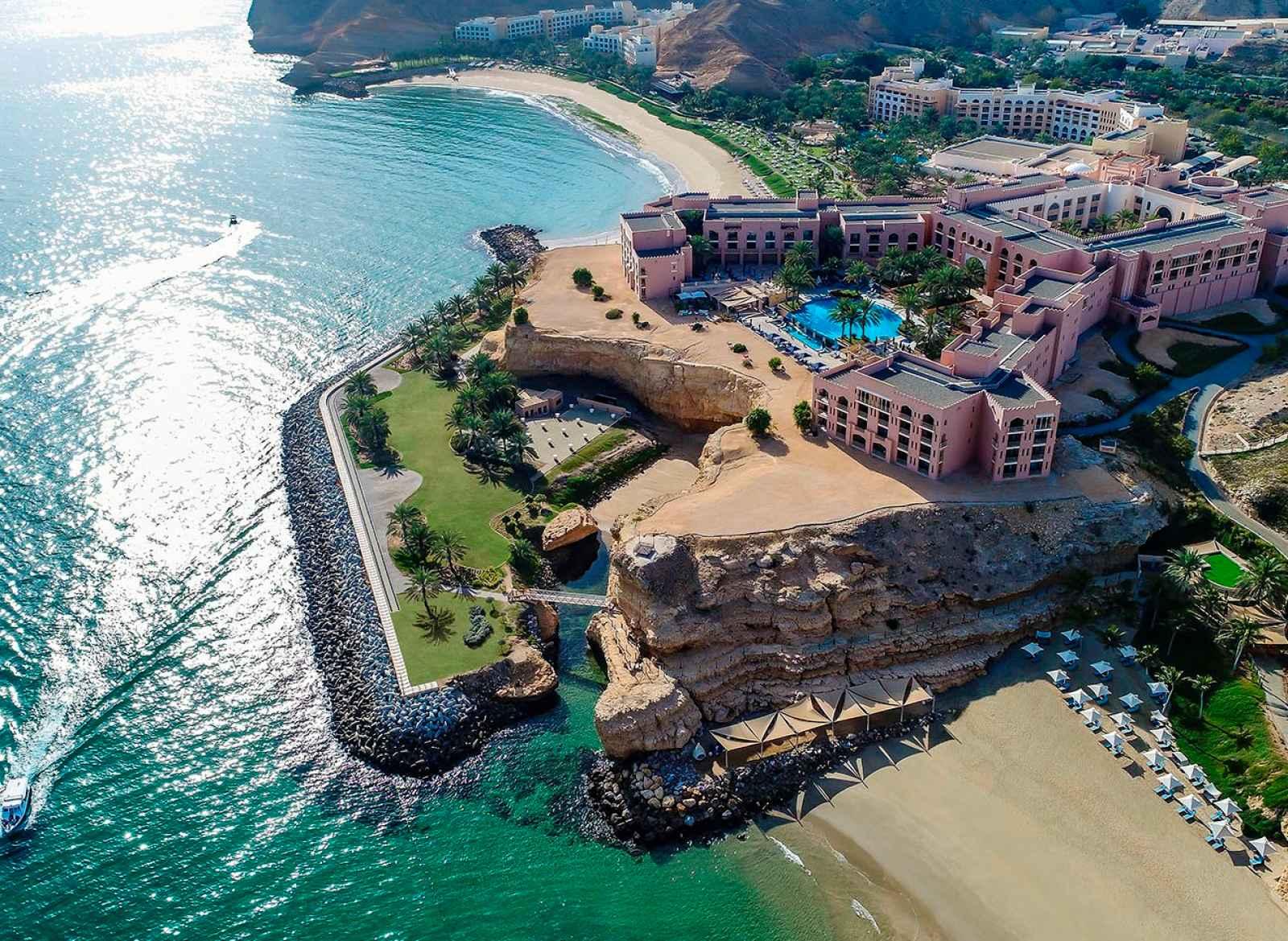 Séjour Oman - Shangri-La Al Husn Resort & Spa - 5*