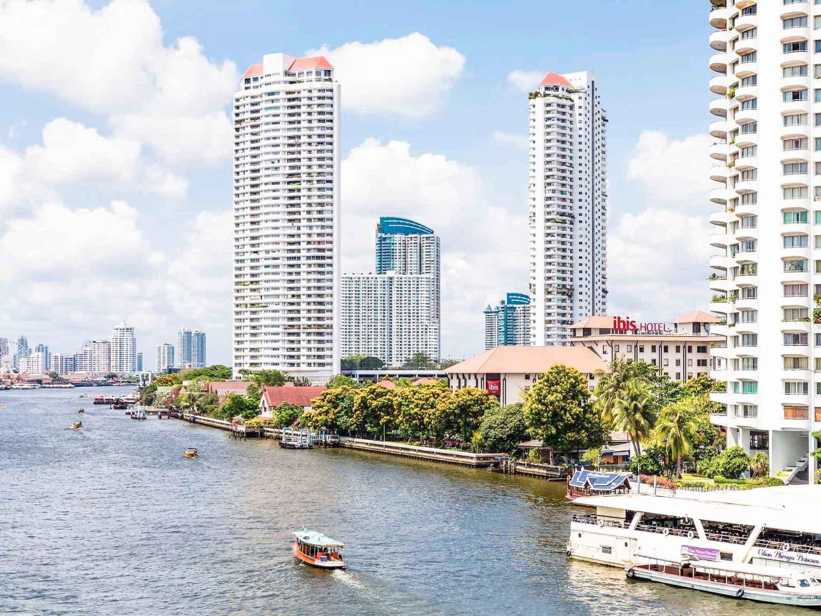 Ibis Bangkok Riverside - 3*