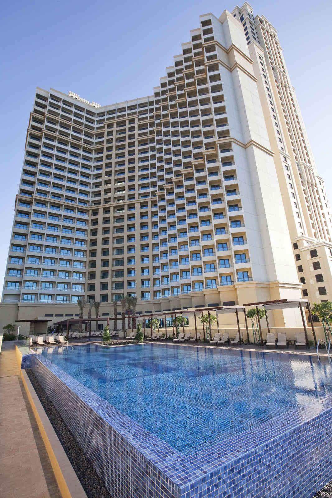 Emirats Arabes Unis - Dubaï - Hôtel Ja Ocean View Hotel 4*