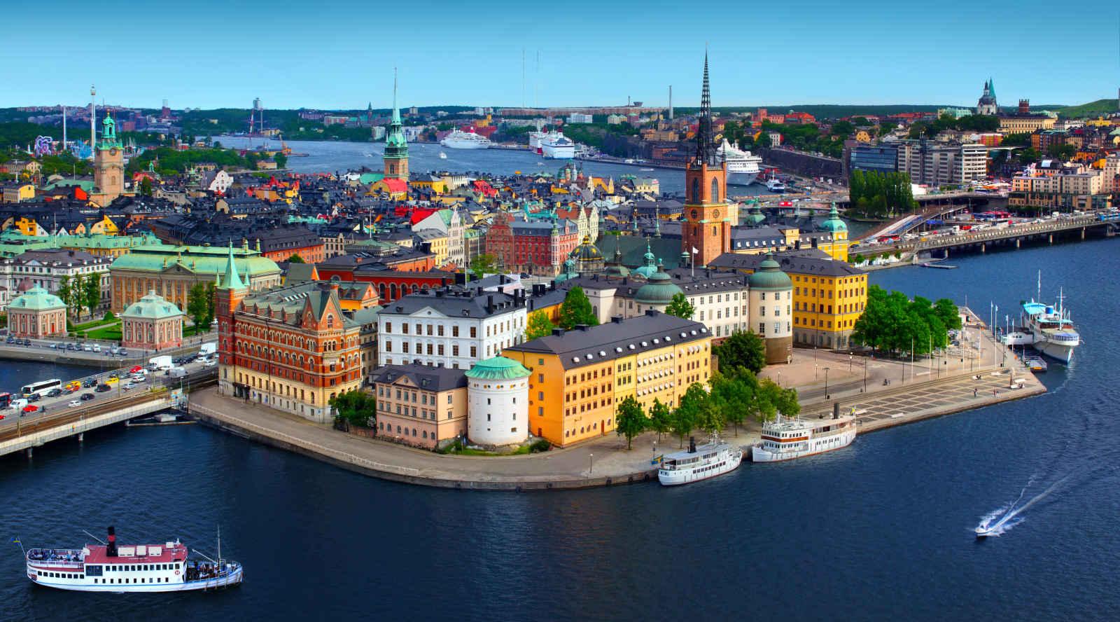 Séjour Suède - La Suède d'îles en lacs