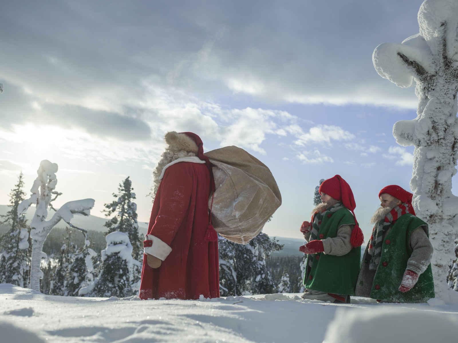 """Programme """"Entre-Fêtes"""" au Santa's Hotel Aurora - départ du 26 décembre"""