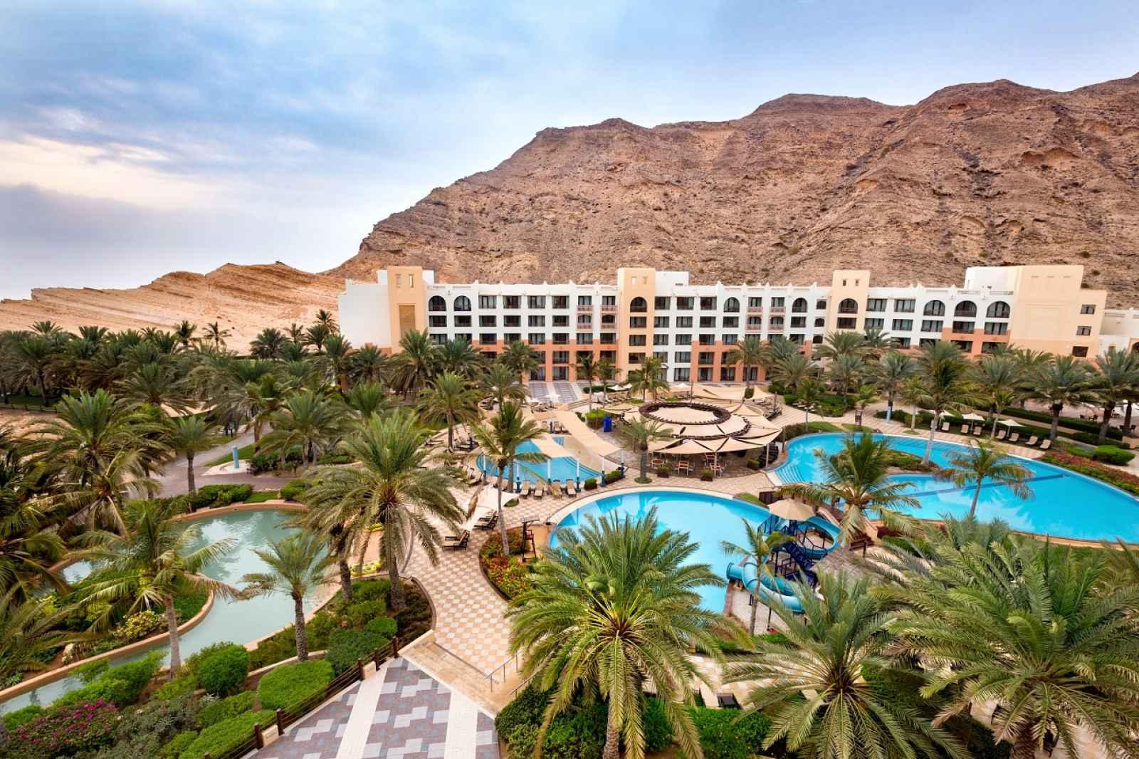 Al Waha at Shangri-La's Barr Al Jissah Resort & Spa - 5*