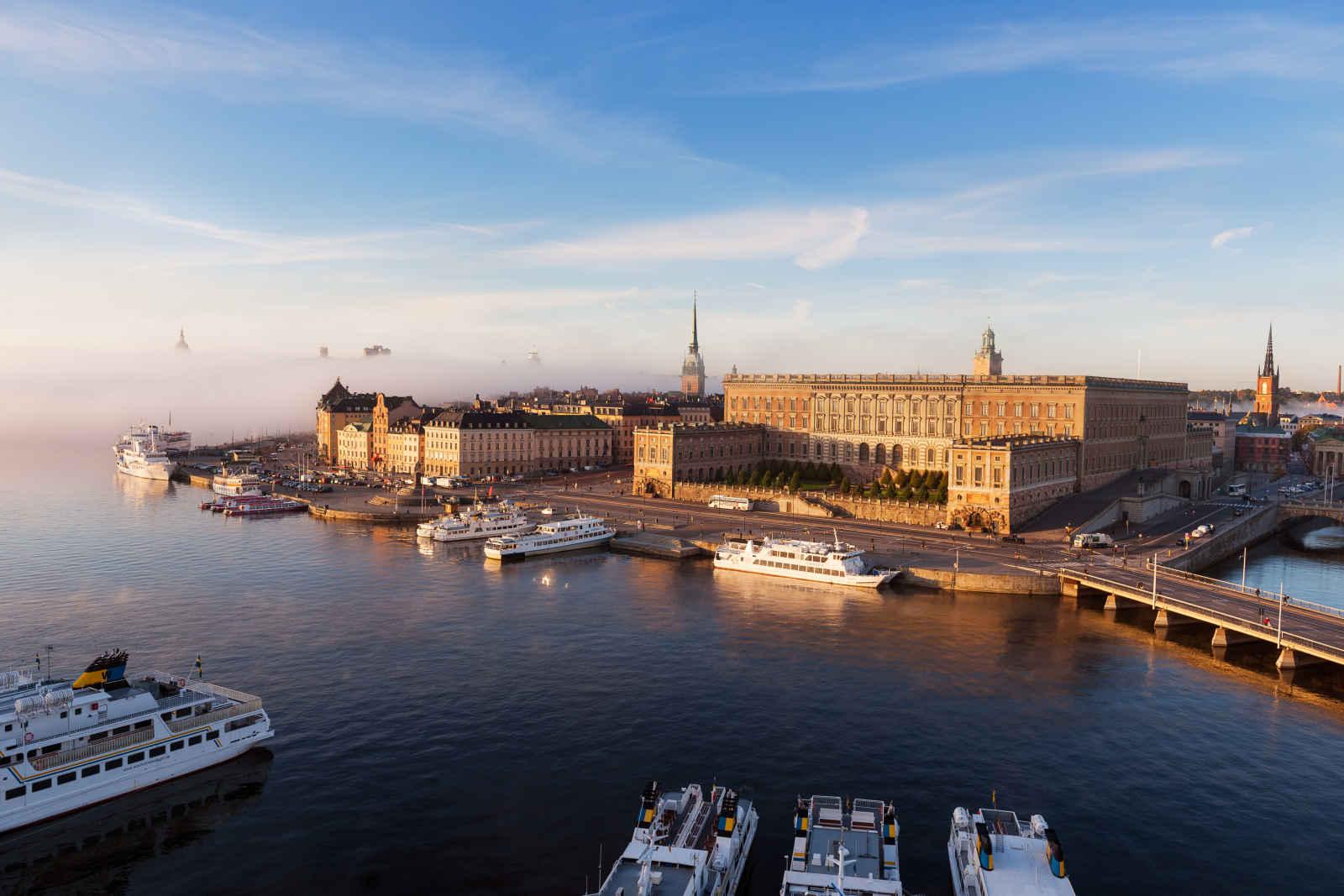 Séjour Suède - Grand panorama de la Baltique