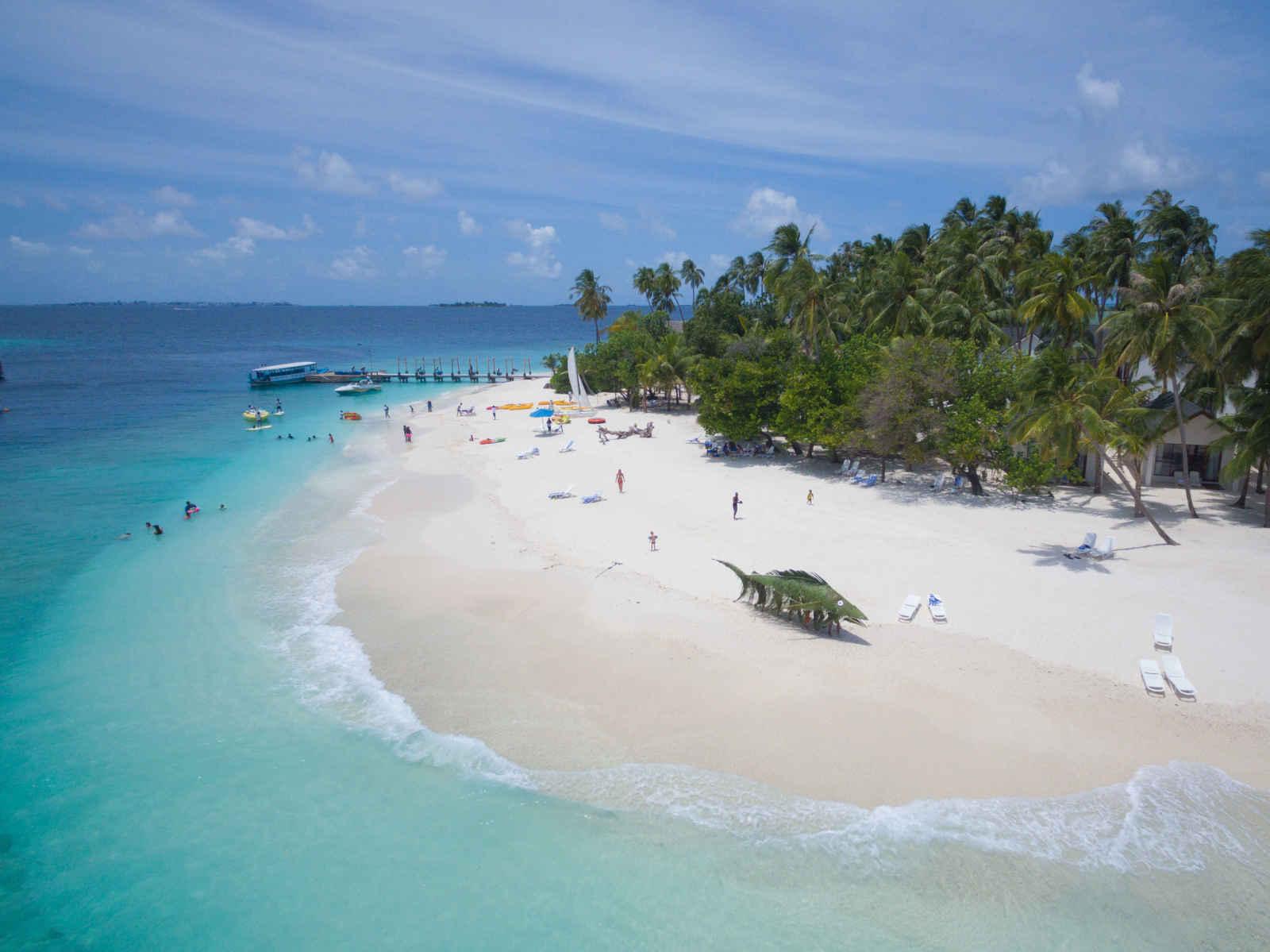Séjour Malé - Malahini Kuda Bandos Resort - 4*