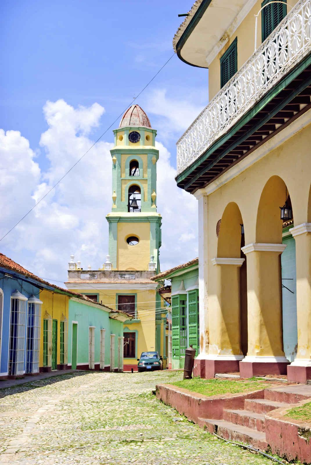 Cuba d\'hier à demain