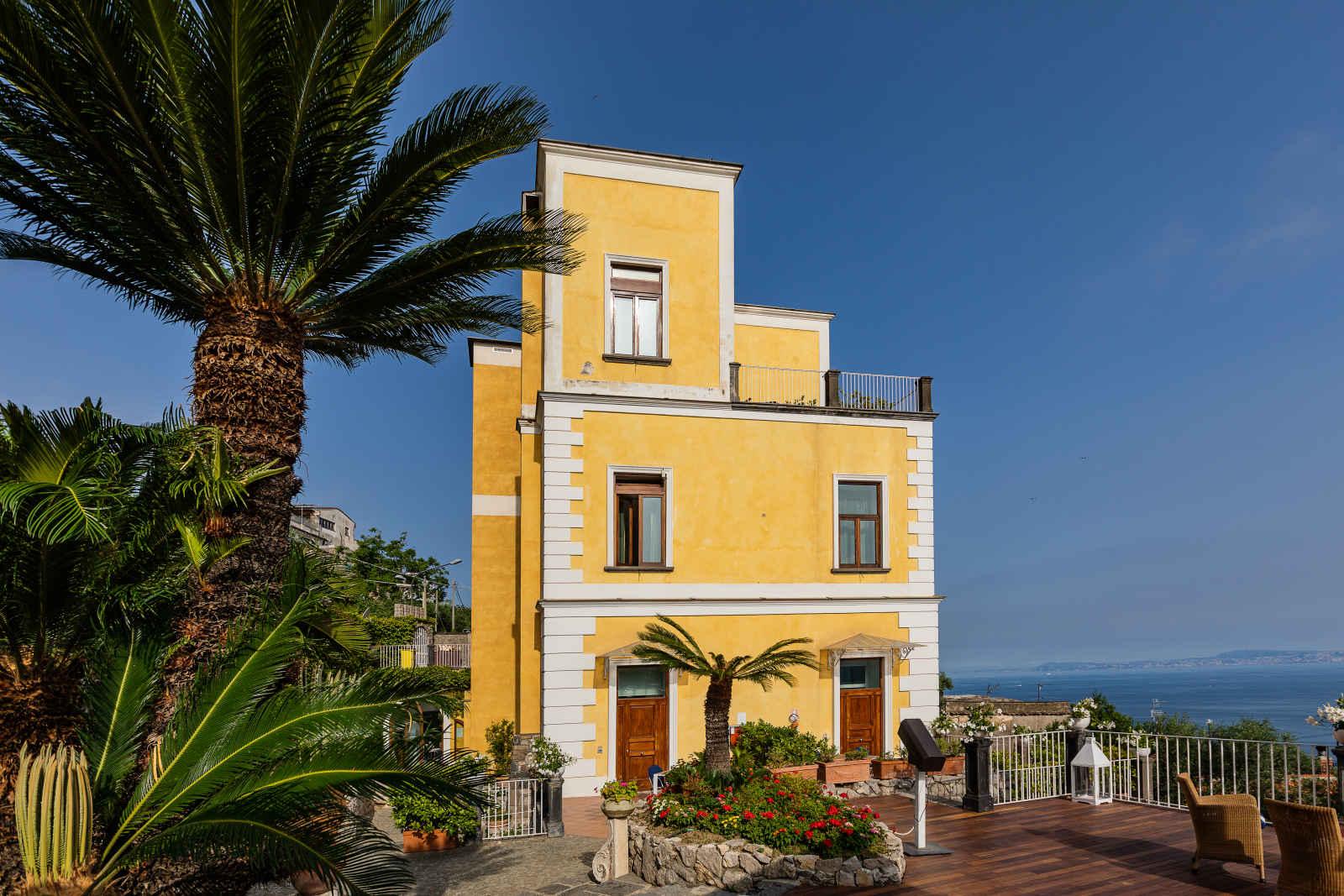 Séjour Côte Amalfitaine - Torre Barbara Hotel & Restaurant - 4*