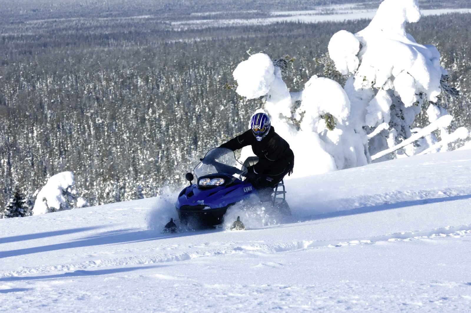 Finlande - Laponie - Luosto - Chalets de Luosto & Luostotunturi